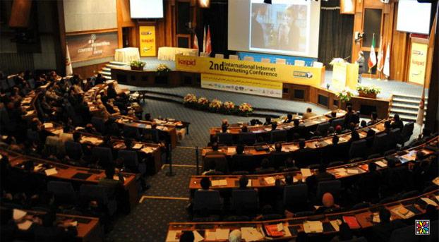 حضور آشیانه پارس در دومین کنفرانس بین المللی بازاریابی اینترنتی