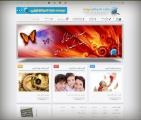طراحی سایت موسسه مثبت اندیشان آریایی