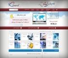 طراحی سایت شرکت فن آوا