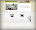 طراحی سایت فروشگاه آنلاین جواهرات خاتم