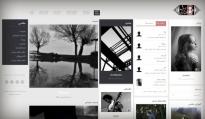 طراحی سایت عکاسی سروش فتوگرافی