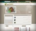 طراحی سایت آکادمی علوم مکانی