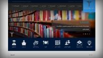 طراحی مجدد سایت دانشگاه صنعت هواپیمایی کشوری