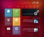 طراحی سایت شرکتی اطلاعات امن سفیر