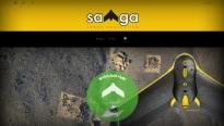 طراحی سایت کنسرسیوم پهپاد ساگا